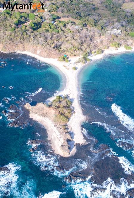 Best beaches in Costa Rica - Playa San Juanillo