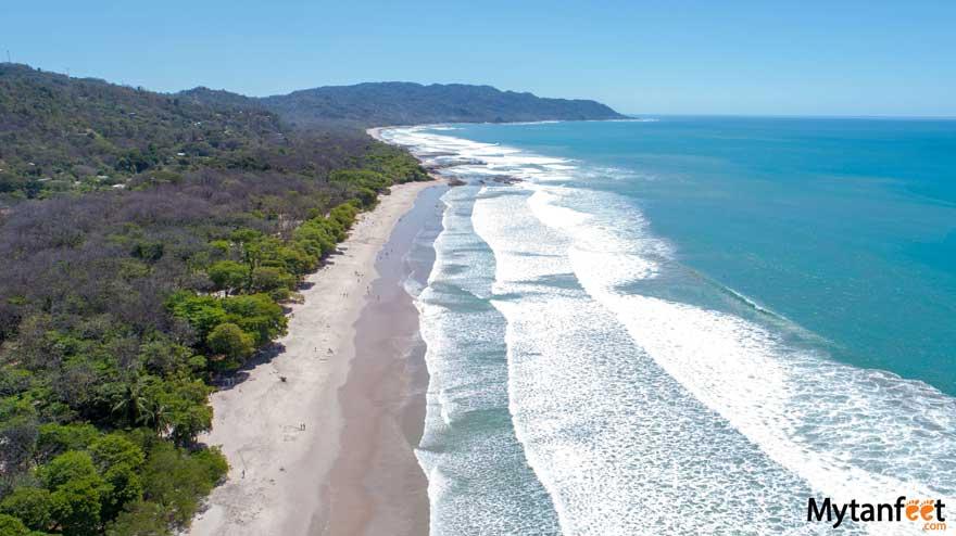 Best beaches in Costa Rica - Santa Teresa