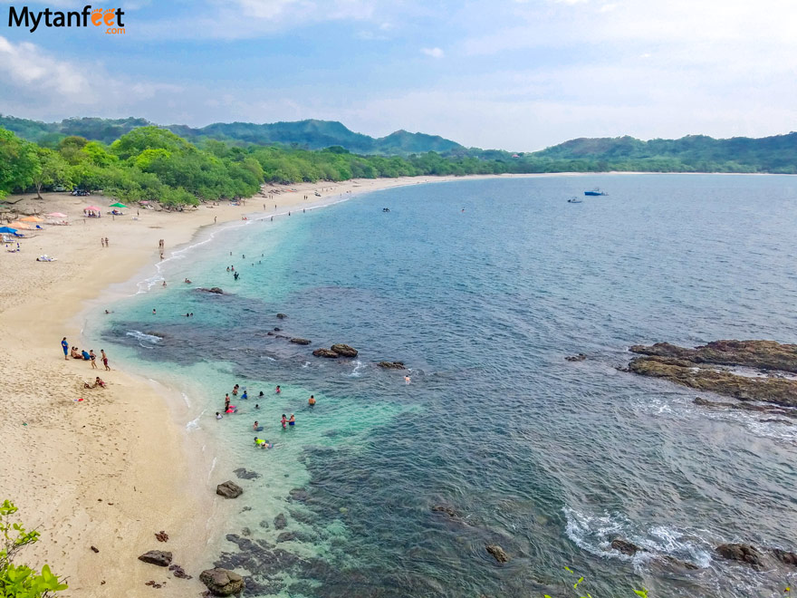 best beaches in Costa Rica - Playa Conchal