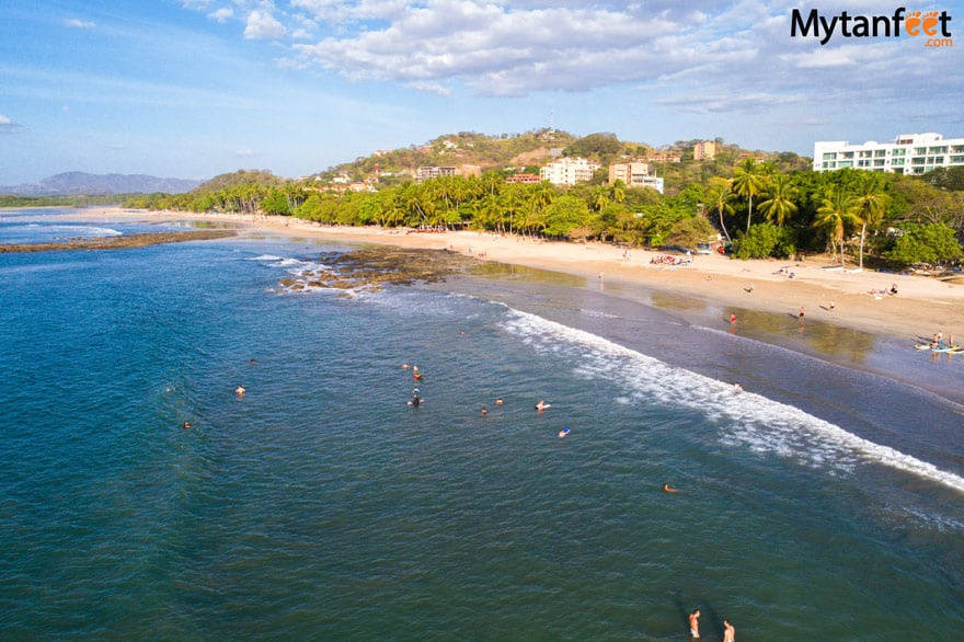 best beaches in Costa Rica - Playa Tamarindo