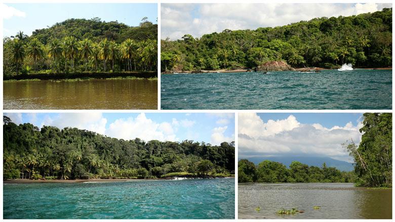 casa corcovado jungle lodge - boat ride