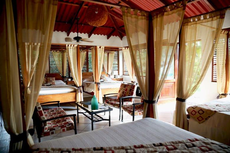 casa corcovado jungle lodge - deluxe bungalows