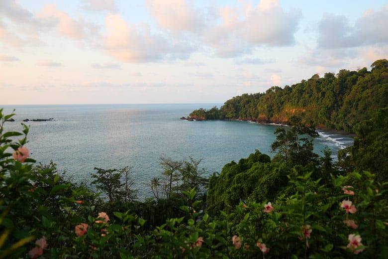 casa corcovado jungle lodge - inspiration bay