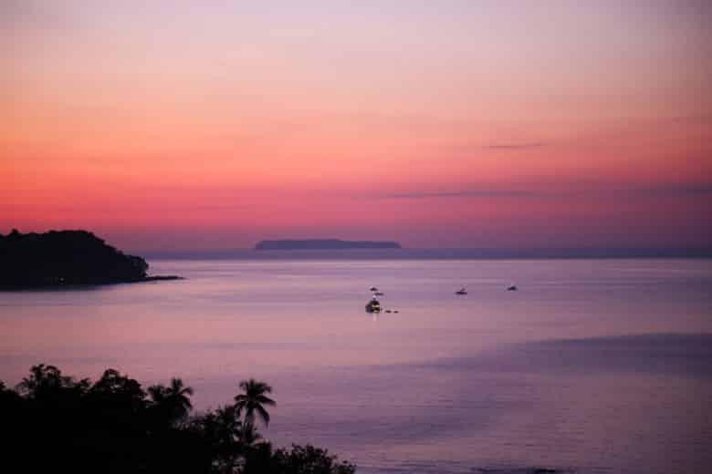 tranquilo lodge - cano island