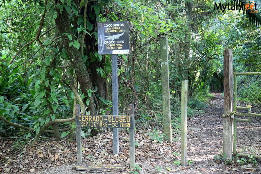 Carara National Park - Laguna Meandrica station