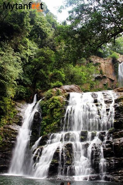 things to do in uvita and dominical - nauyaca waterfalls