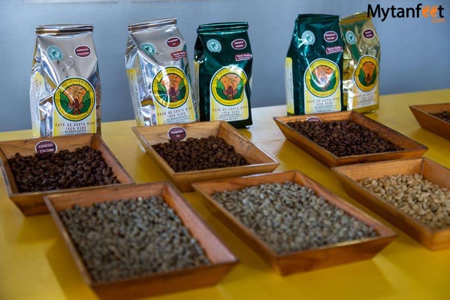 Costa Rican coffee