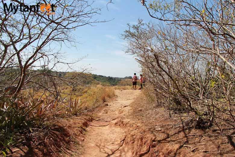 Hiking Rincon de la Vieja National Park
