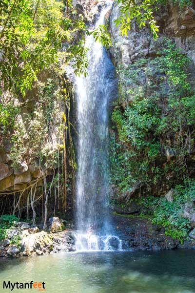 Rincon de la Vieja National Park - La Cangreja waterfall