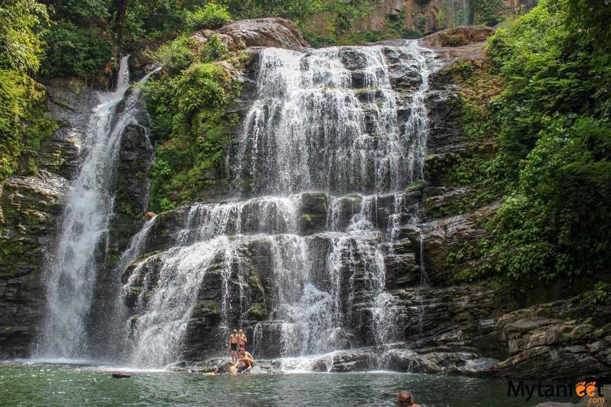 Things to do in Jaco Nauyaca waterfalls