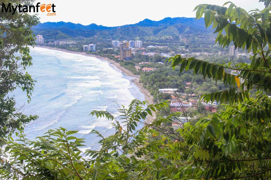 Things to do in Jaco view point miro mountain