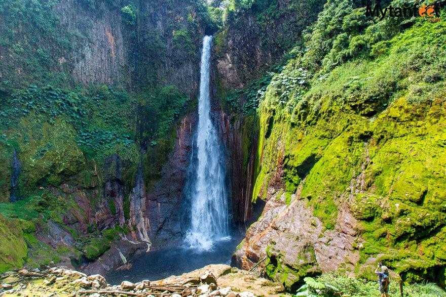 Waterfall Catarata del Toro
