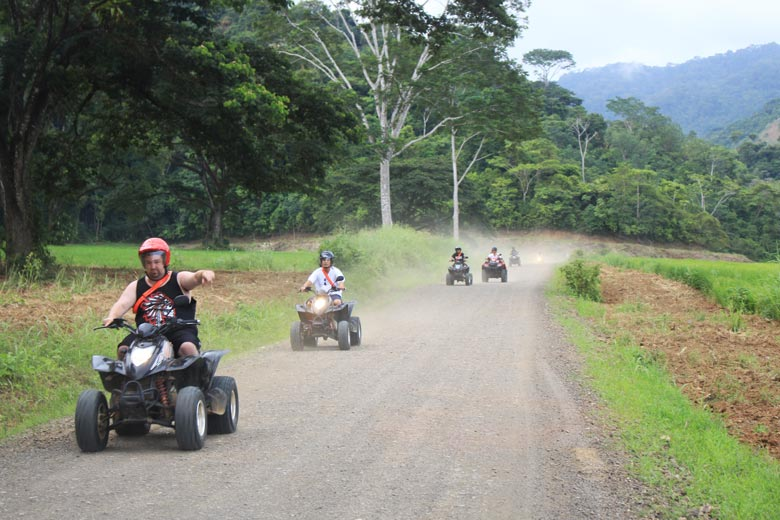 things to do in Playa Jaco - atv