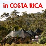 what it's like to go glamping in costa rica