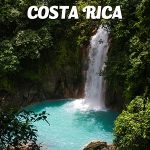 Tips for visiting Rio Celeste, a magical sky blue river in Costa Rica
