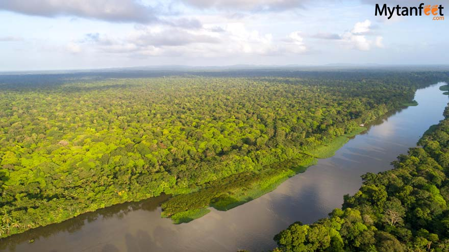 Best places in Costa Rica - Tortuguero