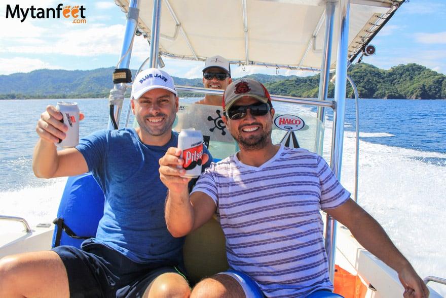 Costa Rica experiences - beer