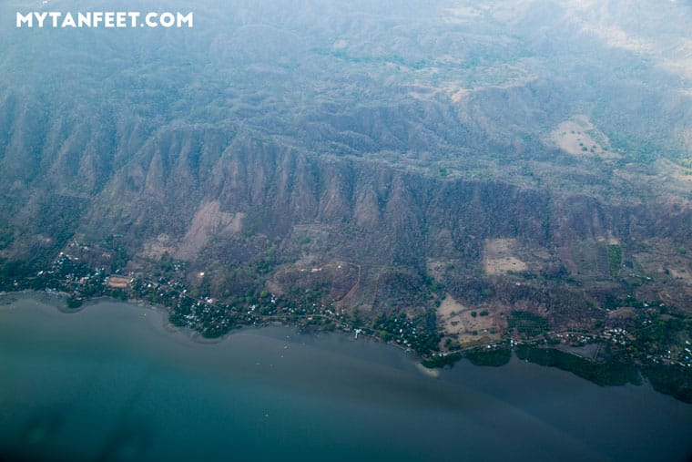 from San Jose to Tamarindo with Nature Air