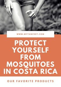 Tips for protecting yourself against mosquitoes in costa rica