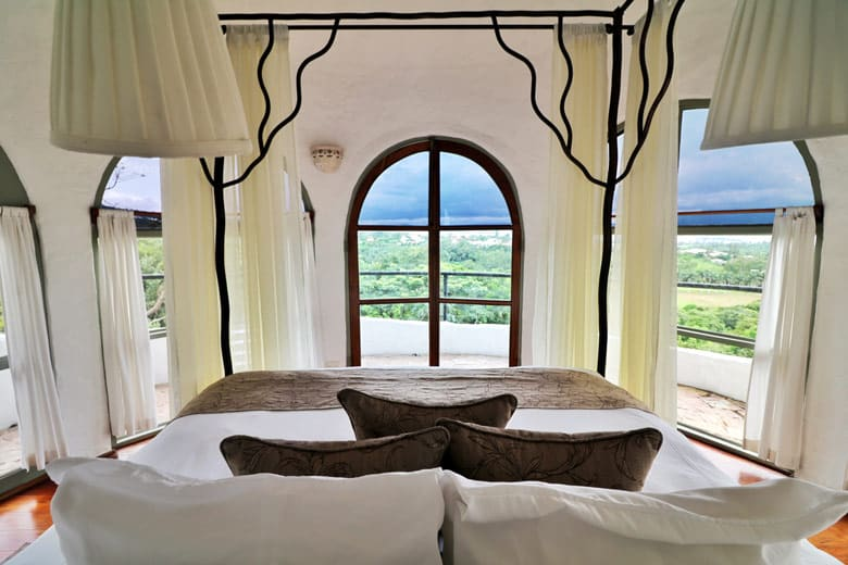 Finca Rosa Blanca - Master Suite Bedroom