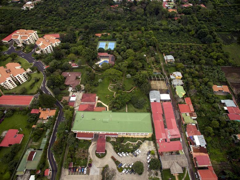 Hotel bougainvillea in Heredia Property