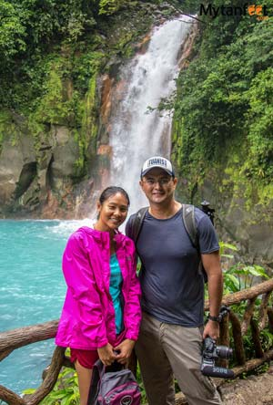 Packing list for Costa Rica - Rio Celeste. Costa Rica packing list recommendations for hiking