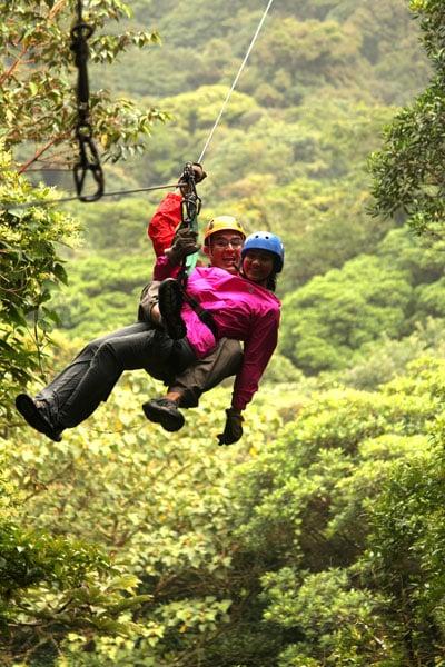 Why You Should Go Ziplining in Costa Rica - Selvatura park zipline