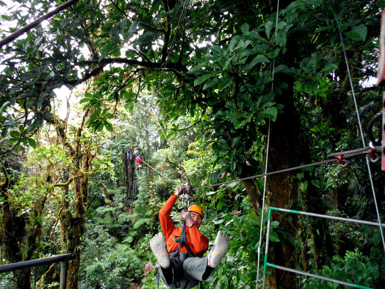 Why You Should Go Ziplining in Costa Rica - Selvatura