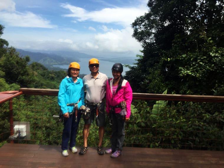 Why You Should Go Ziplining in Costa Rica - Skytrek zipline arenal