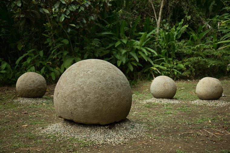 Spheres in Costa Rica - Finca 6
