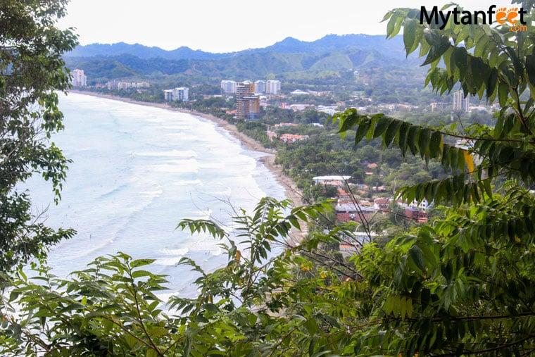 1 week Costa Rica itinerary- Playa Jaco