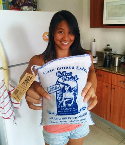 Best souvenirs from Costa Rica - coffee