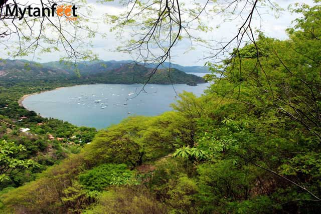 Best time to visit costa rica - dry season