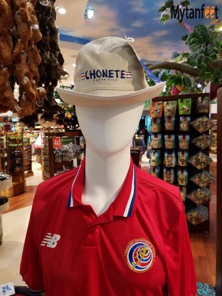 Costa Rica souvenirs chonete