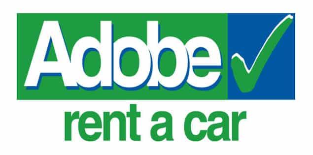 adobe rent a car insurance