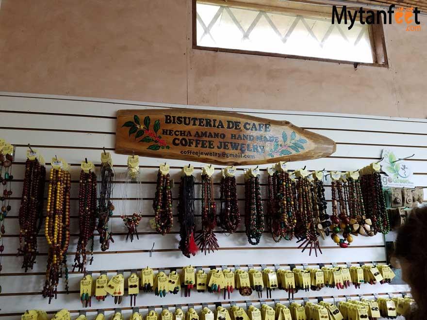 costa rican jewelry