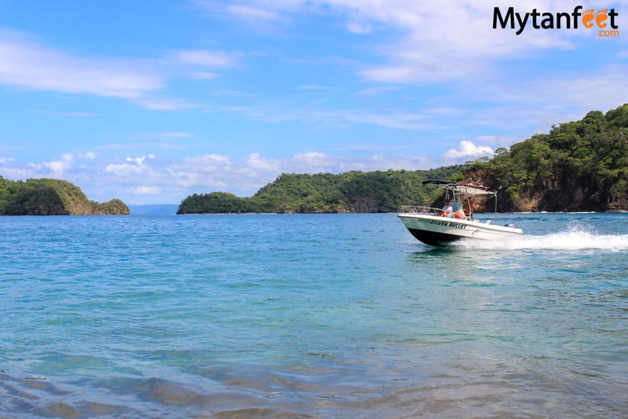 Awesome things to do in Guanacaste- boating