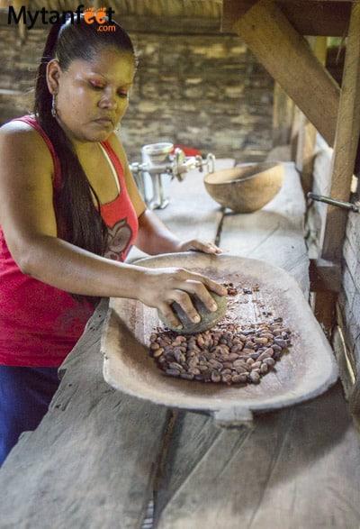 Chocolate Tour in Puerto Viejo