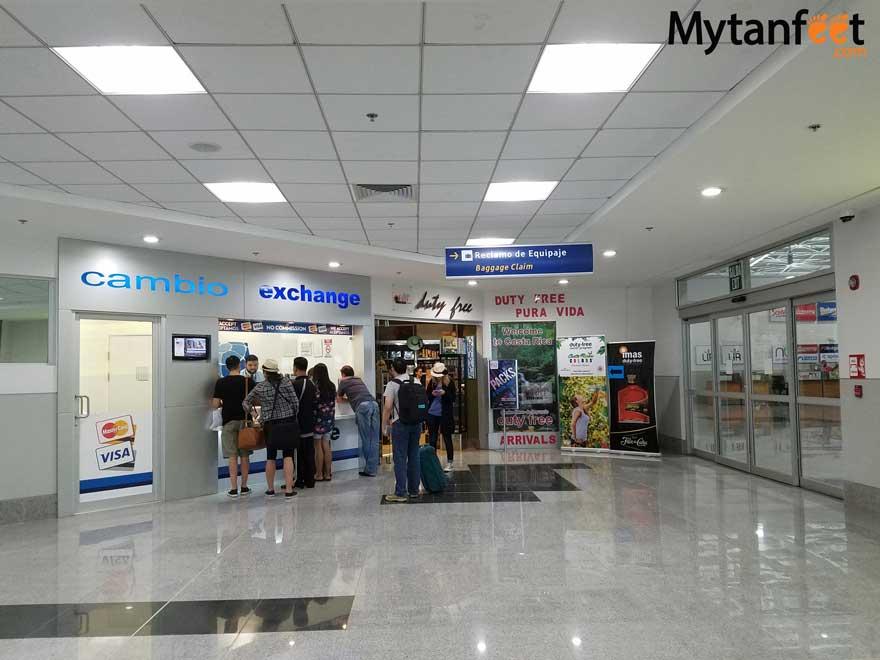 Car rental Liberia airport costa rica