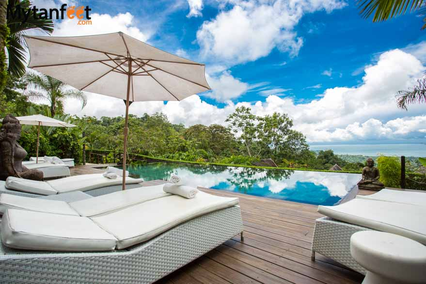 Oxygen Jungle Villas - infinity pool