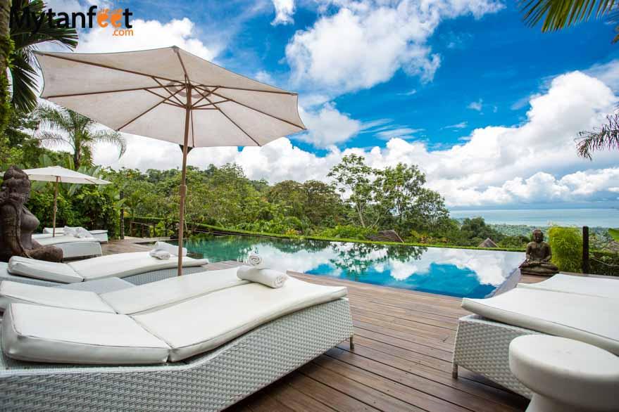 Oxygen Jungle Villas - infinity pool