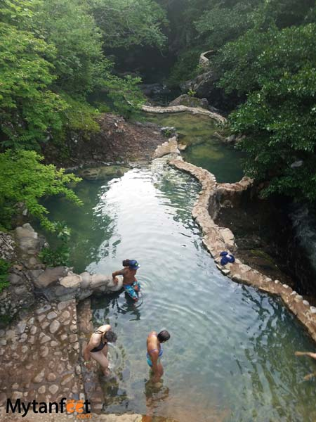 Things to do in Guanacaste - hot springs