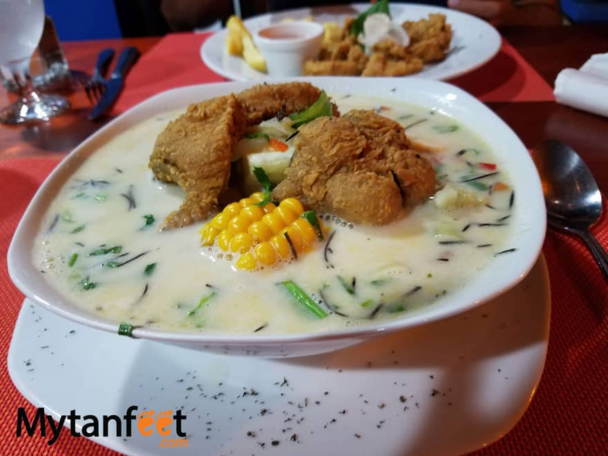What to eat in Costa Rica - Rondon