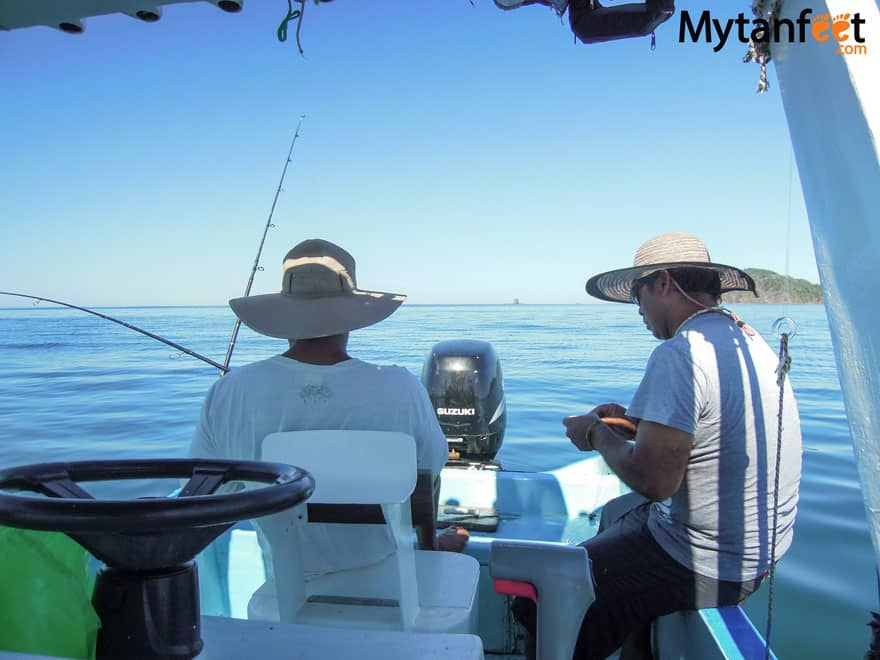 things to do in Guanacaste - fishing