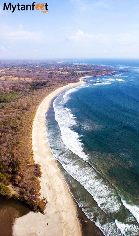 things to do in Tamarindo - beach hop, Playa Langosta