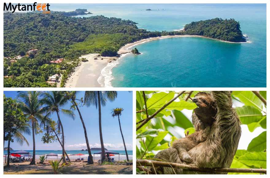 Day trips from San Jose Costa Rica - Manuel Antonio