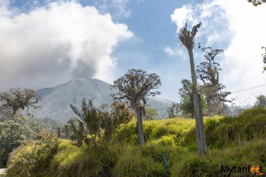 Day trips from San Jose, Costa Rica - Turrialba Volcano
