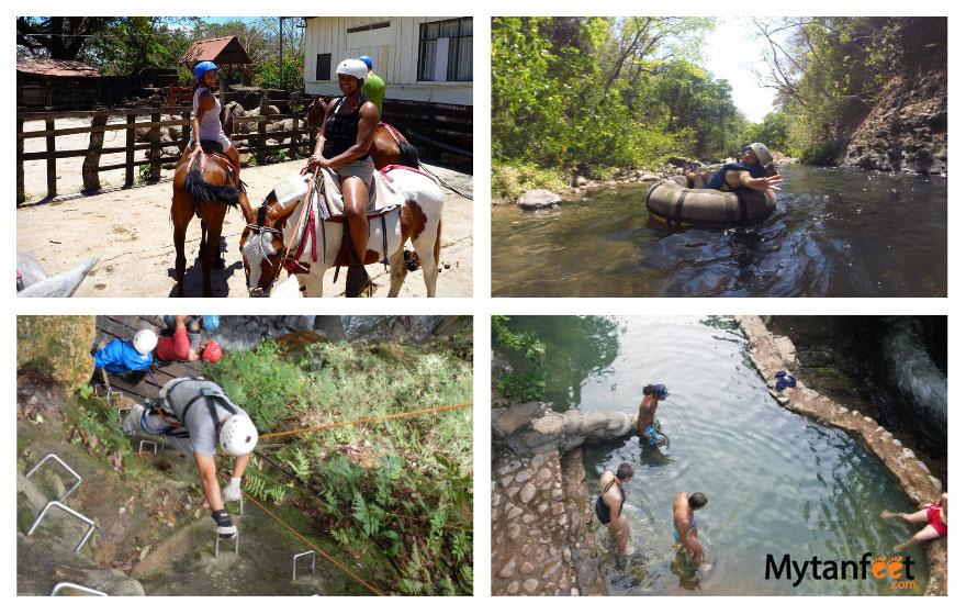 Things to do in Playa Conchal - Hacienda Guachipelin combo tour
