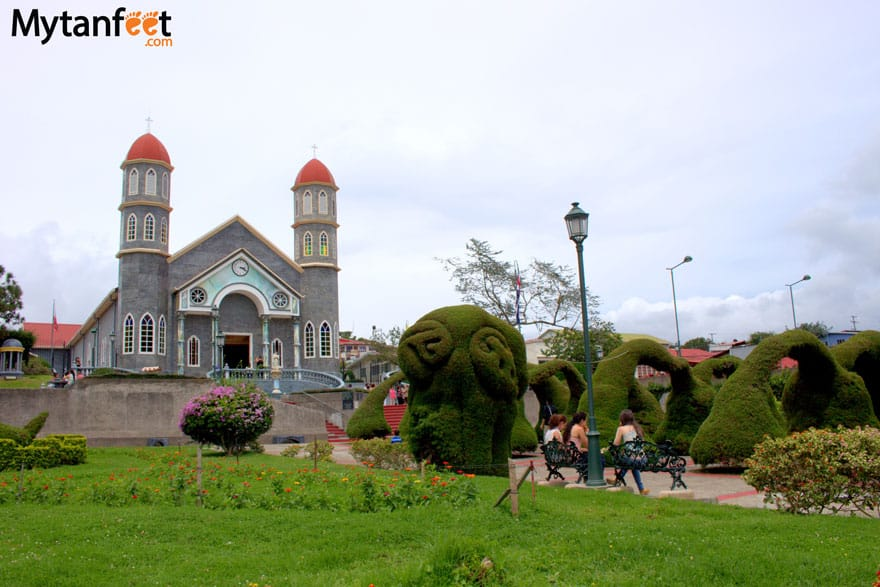 day trips from san jose, costa rica - zarcero