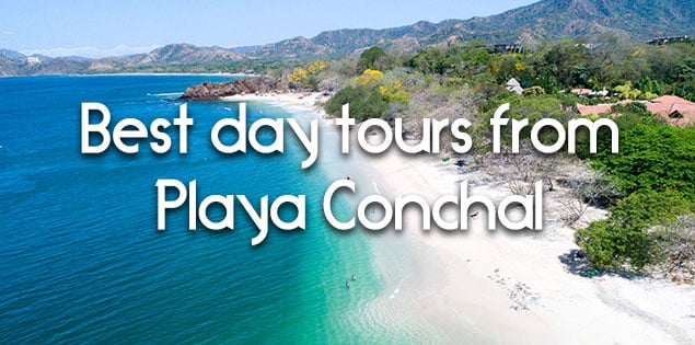 things to do in Playa conchal and day tours featured